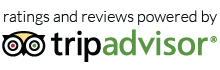 Ratings and Reviews powered by TripAdvisor