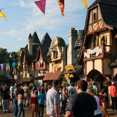 Come to the Minnesota Renaissance Festival for an entertaining and immersive medieval experience. Step into a world of kings and queens, knights and vikings, castles and enchanted forests.7/10(80).
