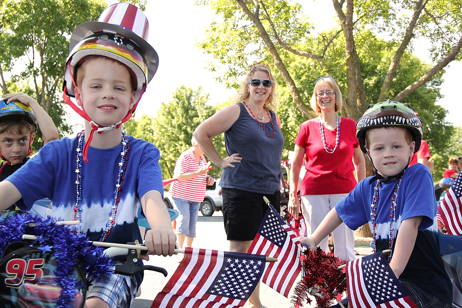 Happy Birthday America Parade things to do in shakopee