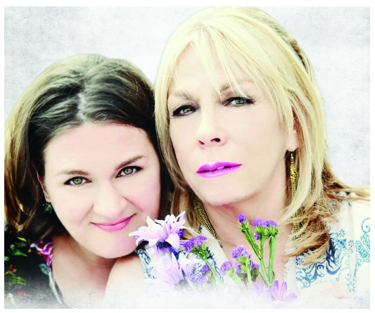 Madeleine Peyroux and Rickie Lee Jones