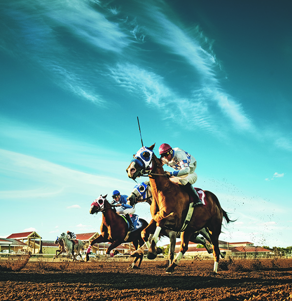 Canterbury Park Opening Day