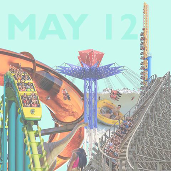 Valleyfair Opening Weekend