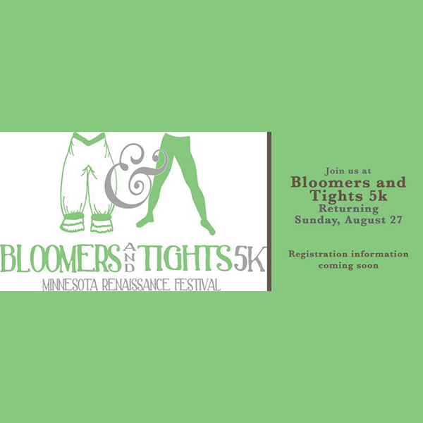 Bloomers and Tights 5K