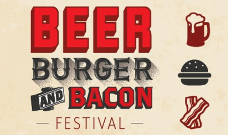 Beer, Burger, and Bacon Fest