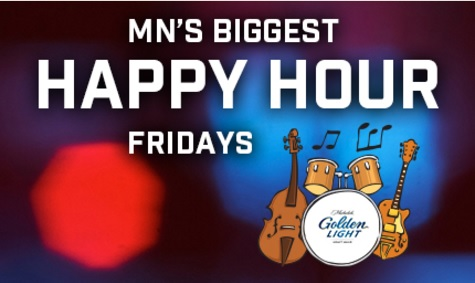 Mn's Biggest Happy Hour