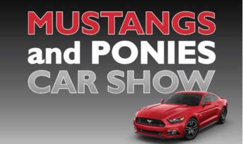 Mustangs and Ponies Car Show
