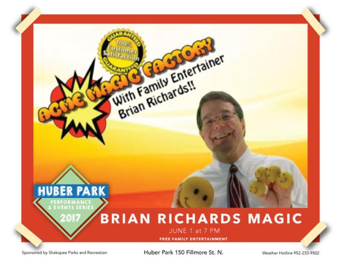 Brian Richards Magic