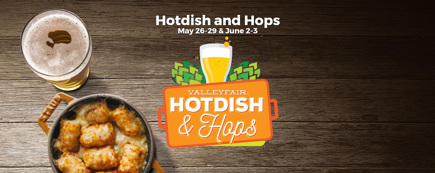 Hotdish and Hops – June