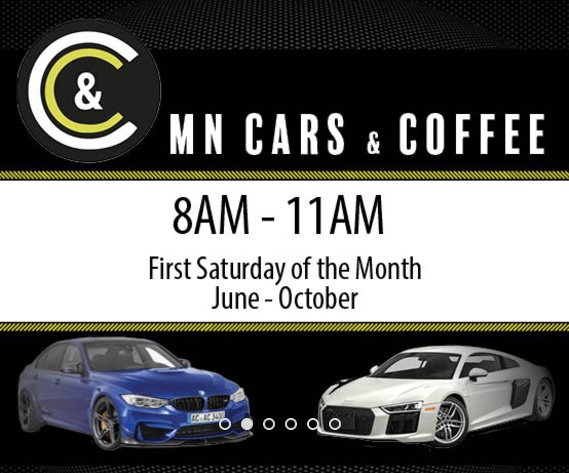 MN Cars and Coffee