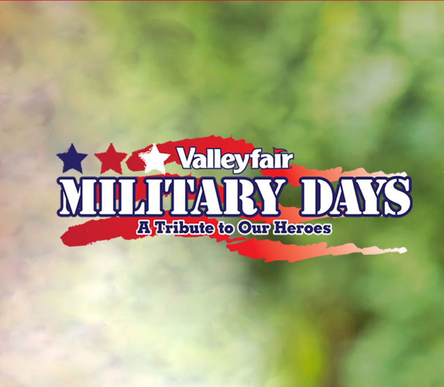 Valleyfair Military Days