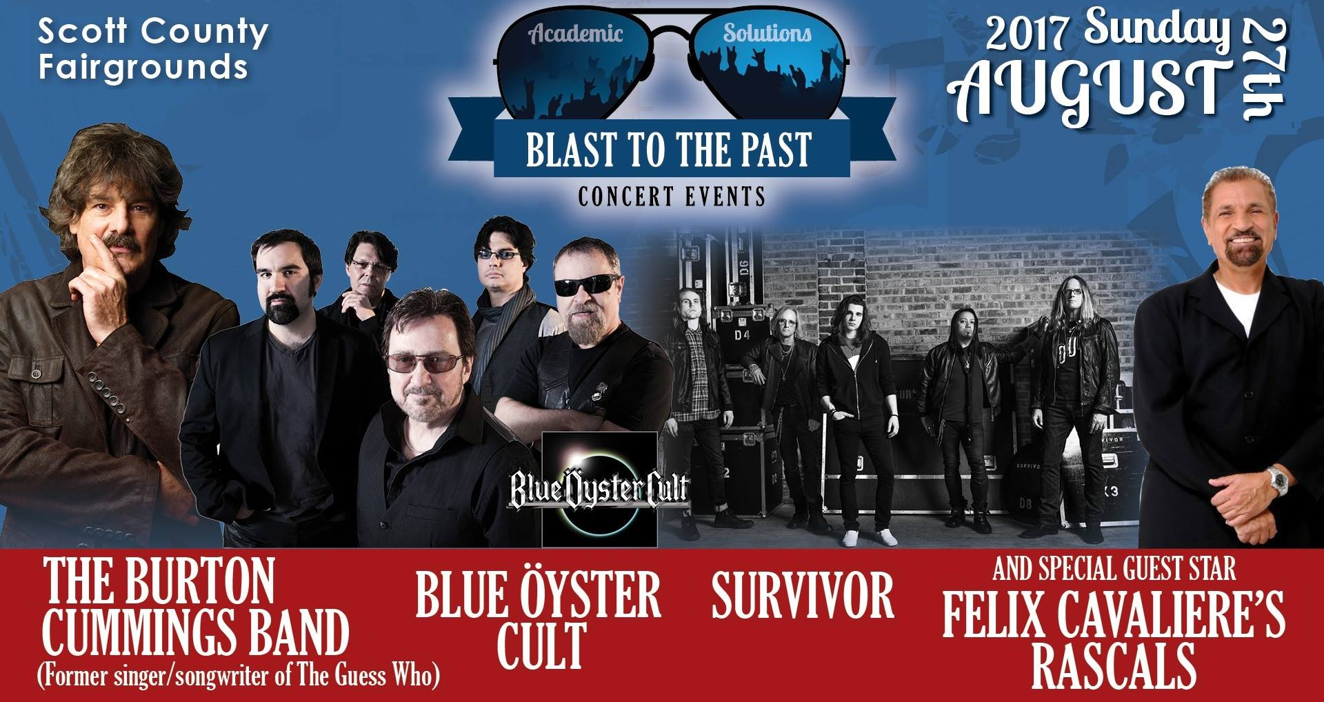 Blast to the Past Concert