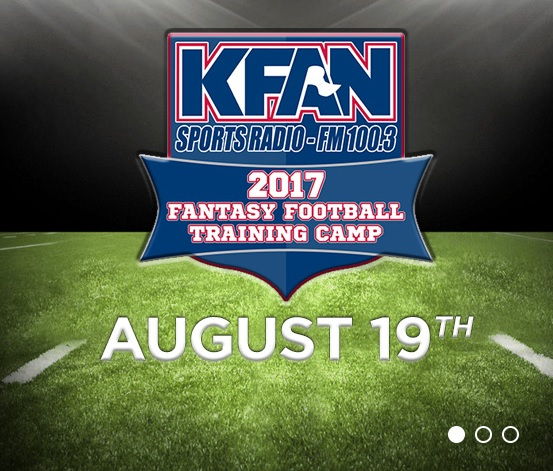 Fantasy Football Training Camp