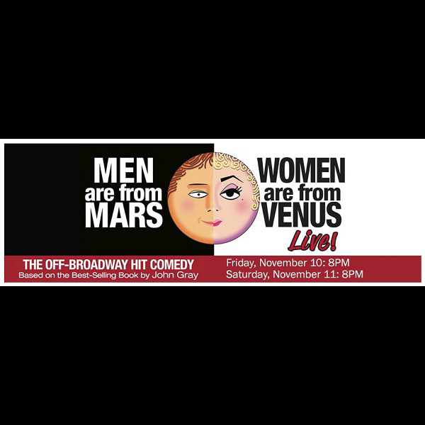 Men are from Mars, Women are from Venus, Live!