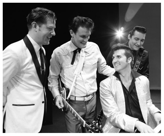 One Night in Memphis:  Presley, Perkins, Lewis and Cash
