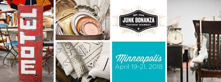 Junk Bonanza Minneapolis Spring 2018 Official Page