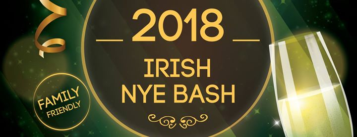 Irish NYE 2018 Bash