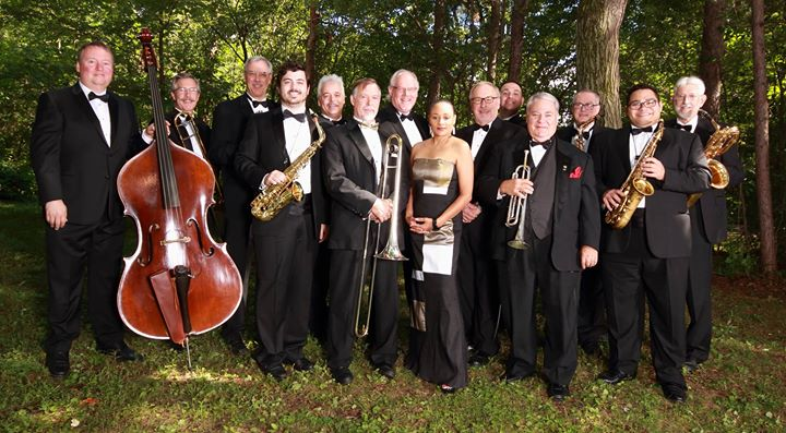 New Year's Eve with The Jerry O'Hagan Orchestra!