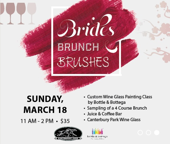 Brides, Brunch & Brushes