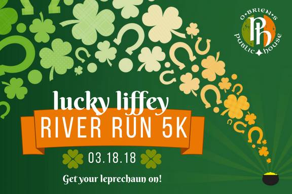 Lucky Liffey 5K 2018