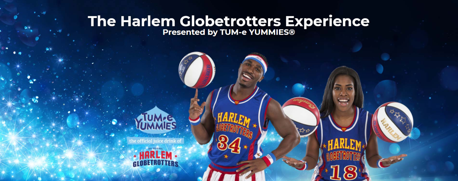 The Harlem Globetrotters Experience