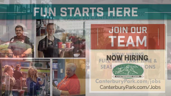 Canterbury Park Open House – On the Spot Interviews