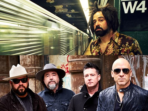 Counting Crows with Special Guest +LIVE+
