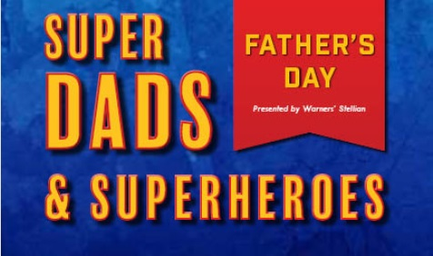 Super Dads & Superheroes