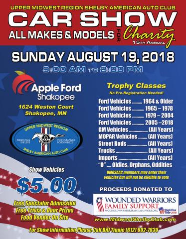 Car Show for Charity