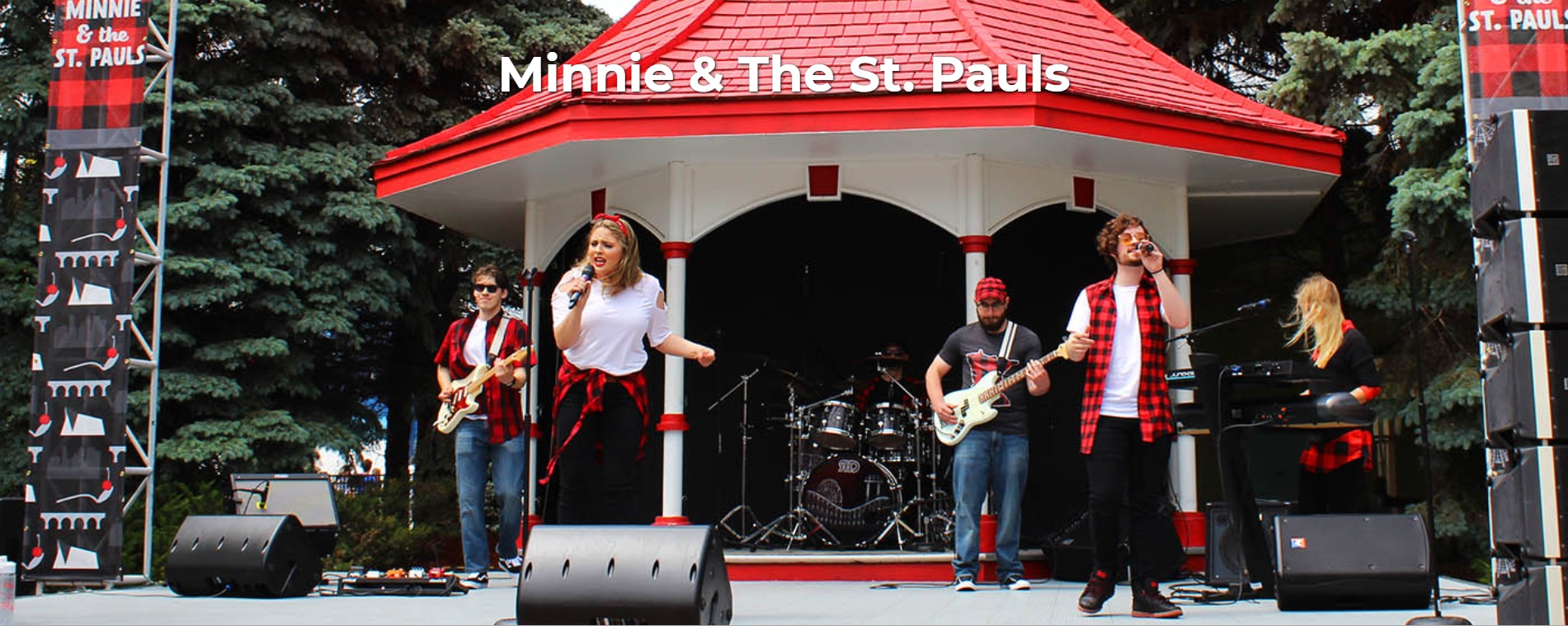Minnie & The St. Pauls