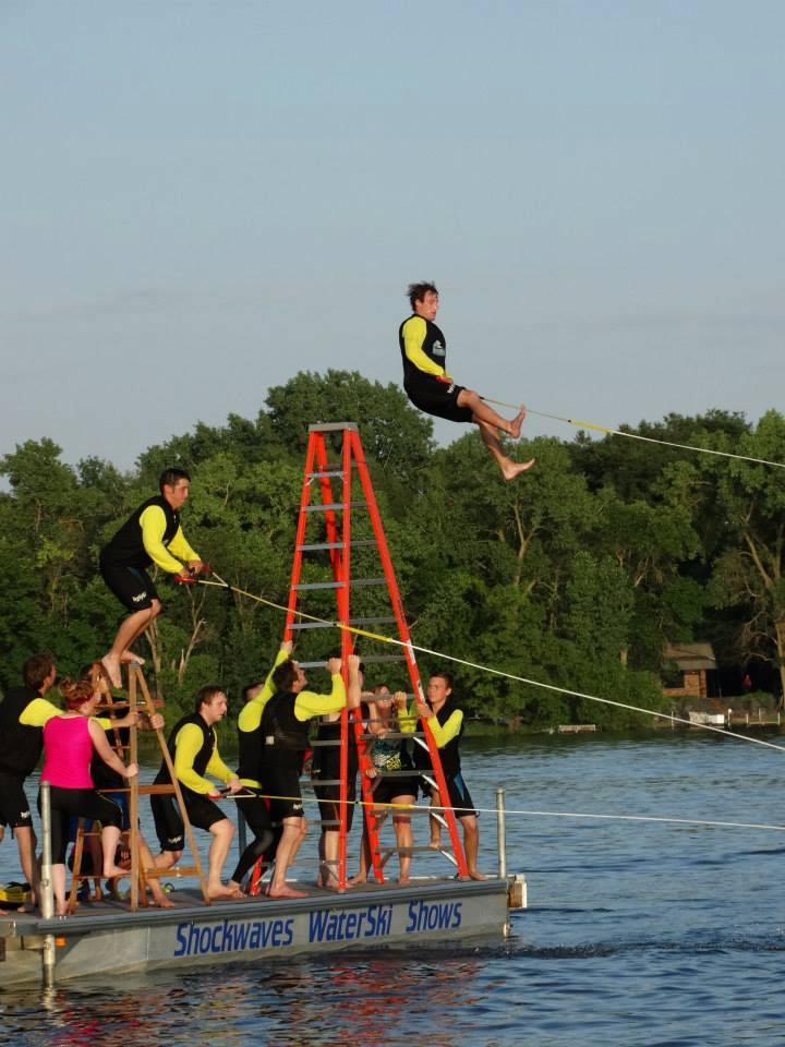 Shockwaves Water Ski Show