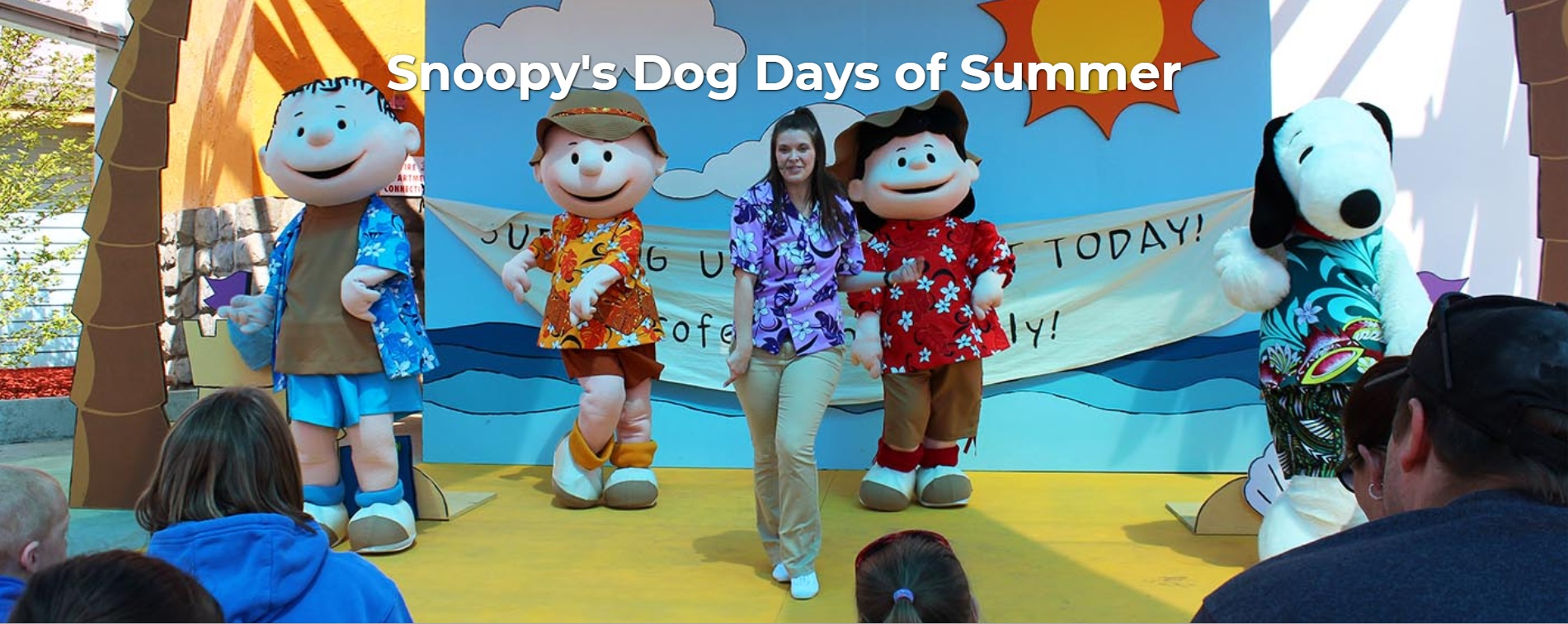 Snoopy's Dog Days of Summer