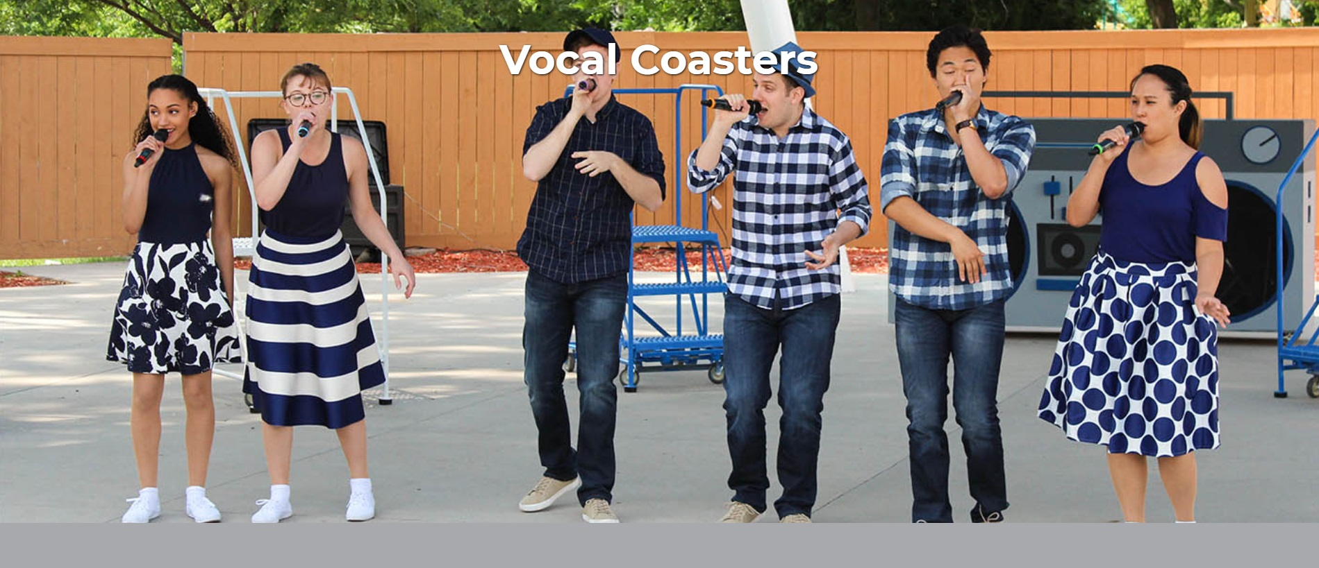 Vocal Coasters
