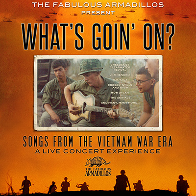 What's Goin' On? – Songs From the Vietnam War Era