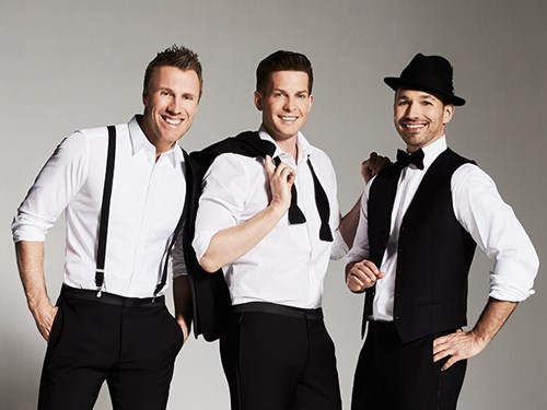 """The Tenors """"Home for the Holidays: Christmas Classics & the Hits"""""""