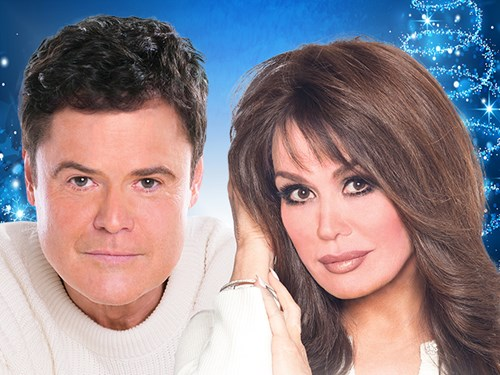 Donny and Marie Holiday 2018 Tour