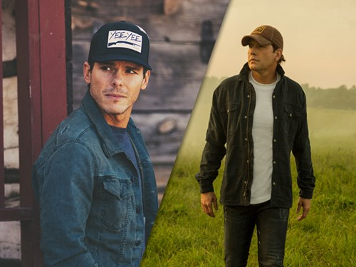 Granger Smith and Rodney Atkins