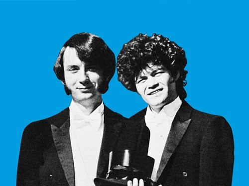 The Monkees: Michael Nesmith & Mickey Dolenz