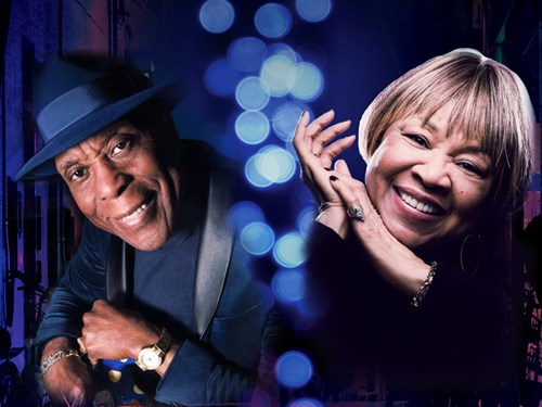 Buddy Guy and Mavis Staples: The Blues is Alive and Well Tour