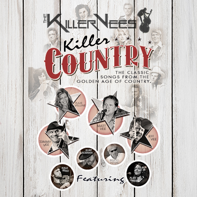 The Killer Vees Present: Killer Country!