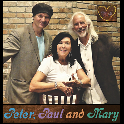Michael Monroe Presents: I Dig Peter, Paul & Mary - A Tribute
