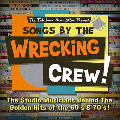 Songs by the Wrecking Crew