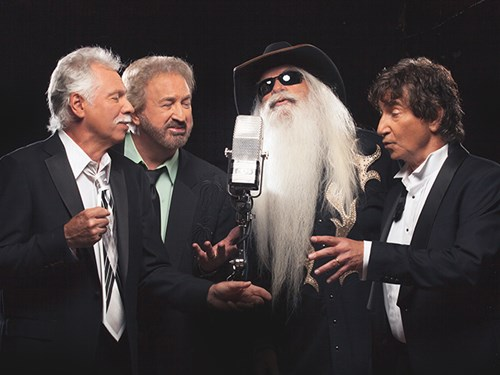 The Oak Ridge Boys Shine The Light Tour 2019