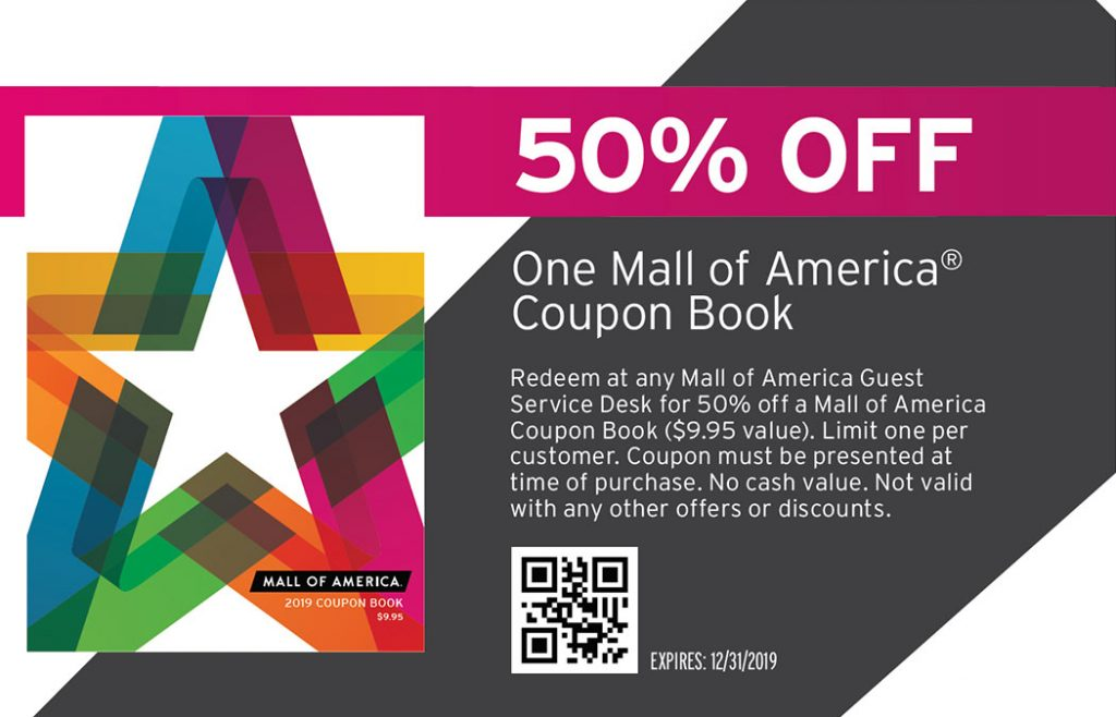 photo regarding Mall America Printable Coupons titled Discount coupons - Check out Shakopee
