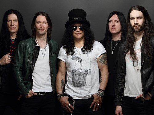 Slash Ft. Myles Kennedy & The Conspirators – Living the Dream Tour '19