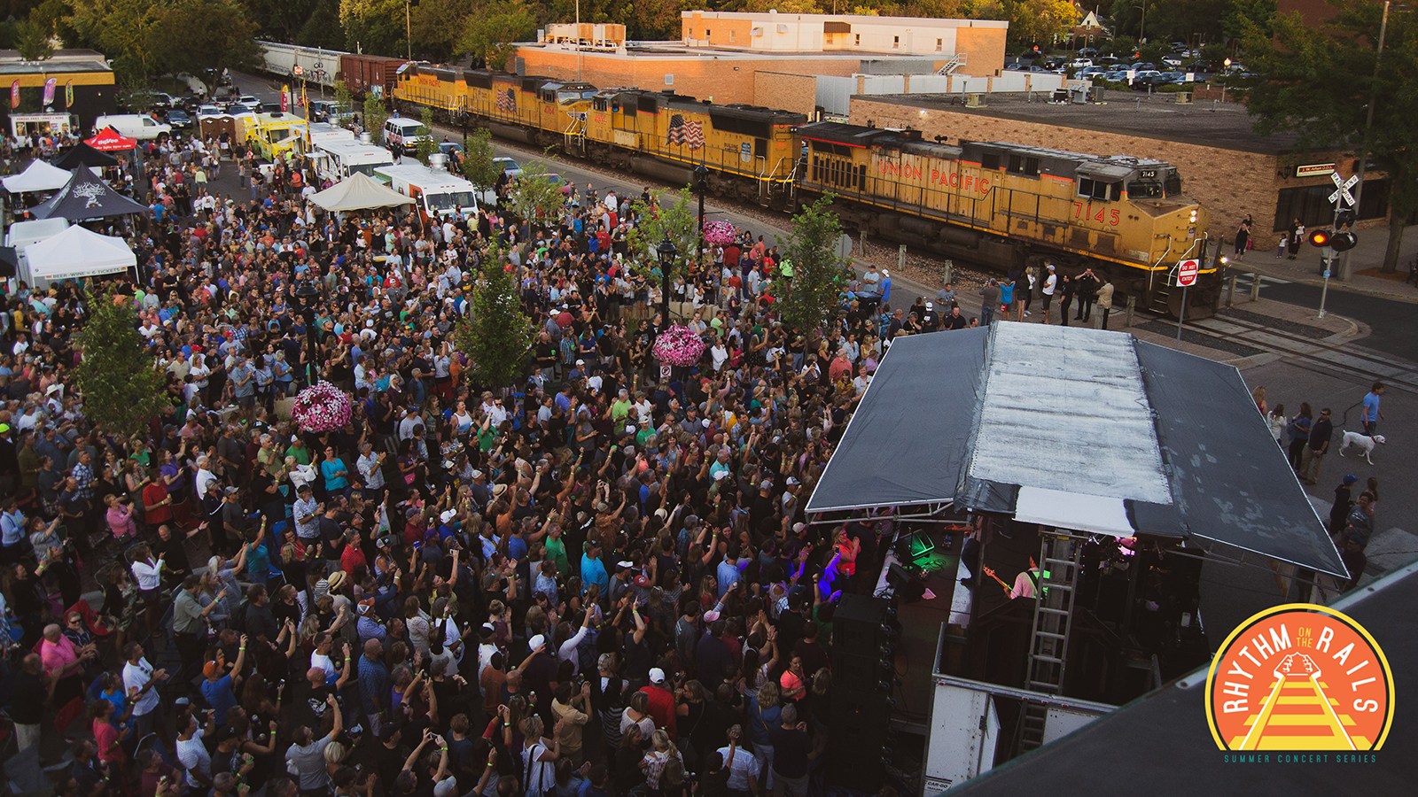 2019 Rhythm on the Rails