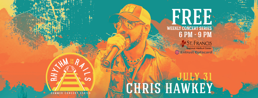 Rhythm on the Rails – Chris Hawkey
