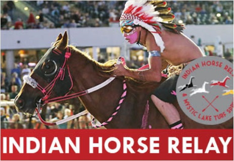 Indian Horse Relay & Indian Market