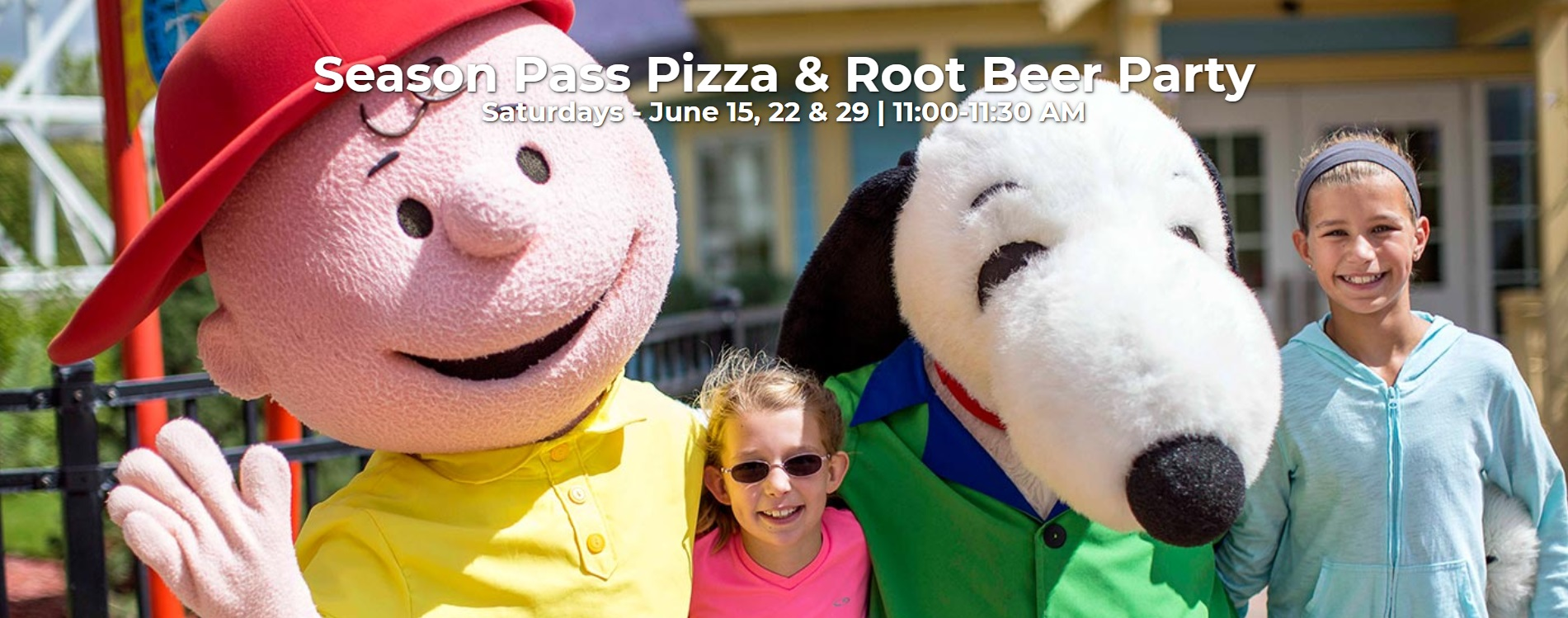Season Pass Pizza & Root Beer Party