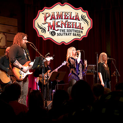 Pamela McNeill & the Southern Solitary Band - Solitary CD Release Concert