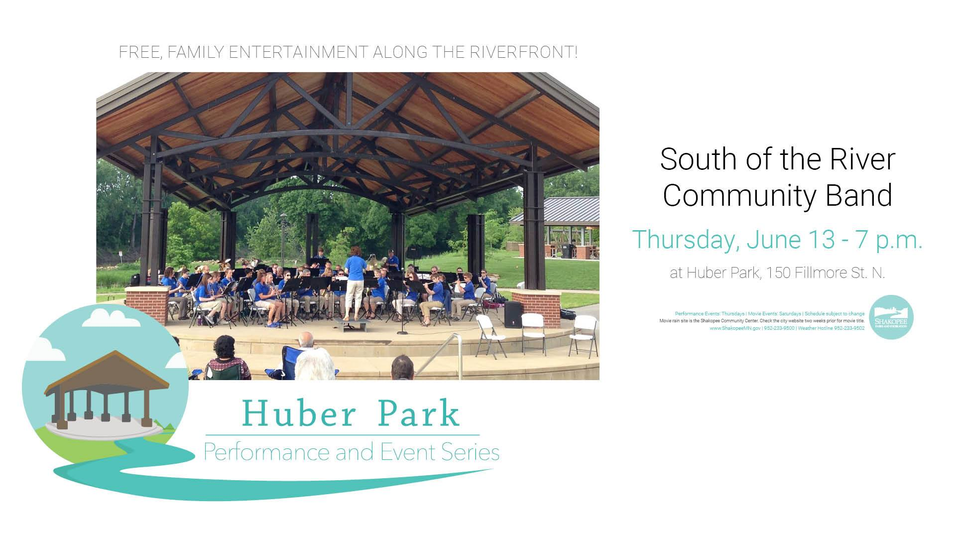 South of the River Community Band